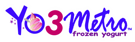 Yo3 Metro LLC     Frozen Yogurt